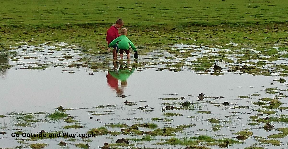 3 Biggest Benefits of Outdoor Play