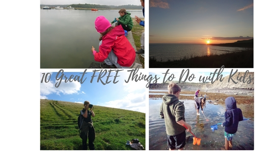 10 Great FREE Things to Do with Kids