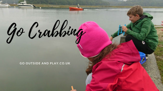 10 Great Free Things to Do with Kids - No 2 -Go Crabbing