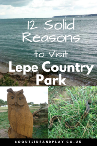 If you are looking for a family day out which will not break the bank, then Lepe Country Park in Hampshire might be just the place to go. Fun and Fresh Air guaranteed!